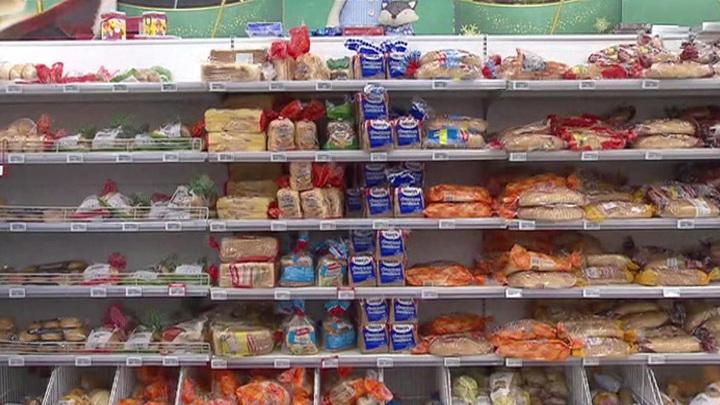Счетная палата ожидает дефицита продуктов из-за заморозки цен