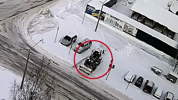 В Костомукше завершена проверка по факту гибели ребенка при уборке снега