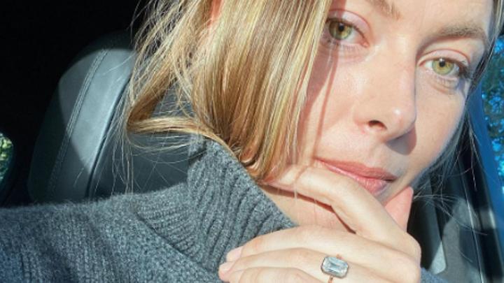 Стала известна стоимость обручального кольца Марии Шараповой