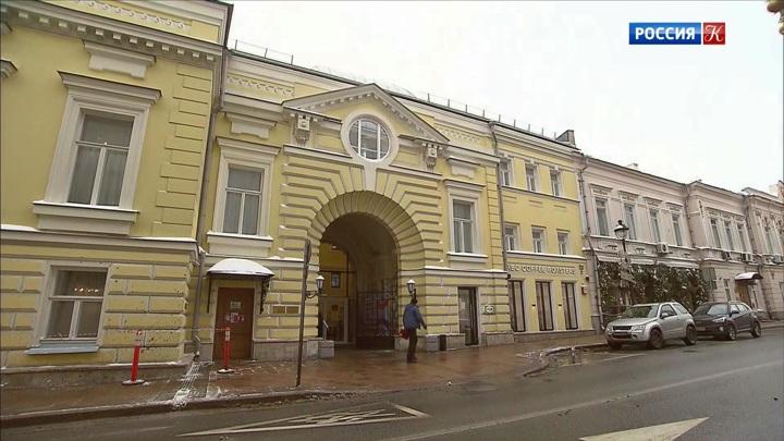 """В """"Геликон-опере"""" открылся мобильный пункт вакцинации"""