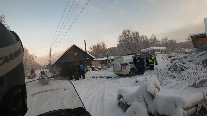 В Мурманской области обнаружили тело рыбака