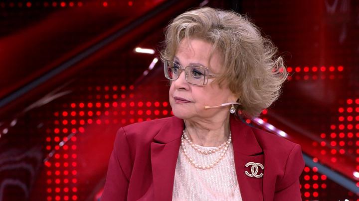 "Валентина Талызина: ""Я не ходила к мужчинам голая с розой!"""