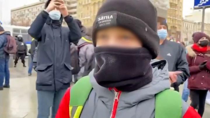 Киселев проанализировал ситуацию с детскими протестами и Навальным