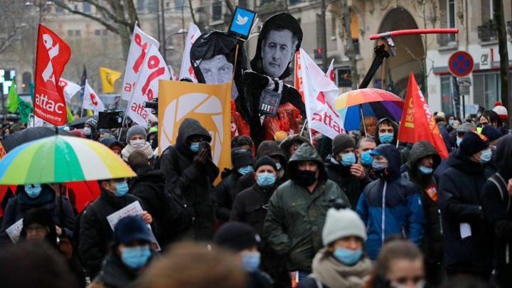 Хроники коронавируса: европейцы бунтуют и диссидентствуют