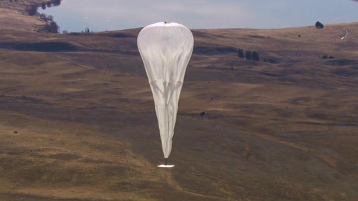 Google закроет проект по раздаче интернета с воздушных шаров