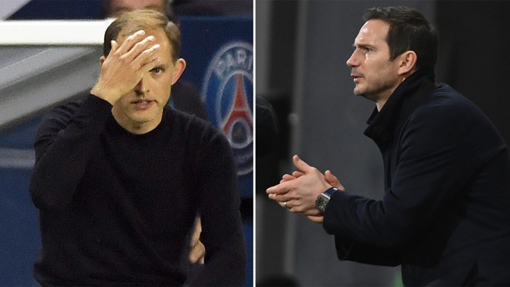 """Тренерская замена в """"Челси"""": Тухель вместо Лэмпарда?"""