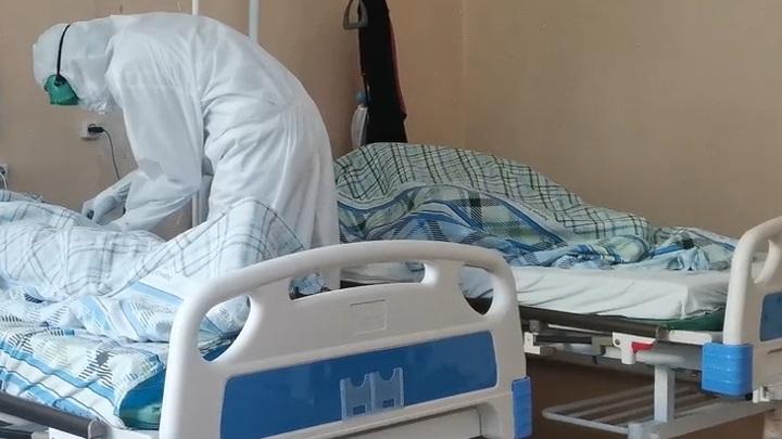 В Ивановской области обновили социальный портрет пациента ковид-госпиталя
