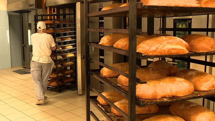 Хлебозаводы Кубани получат поддержку для сдерживания цен на хлеб