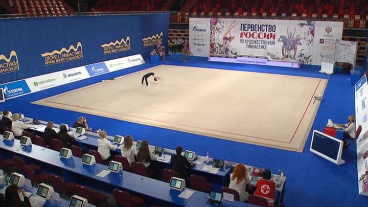 В России появилась мужская сборная по художественной гимнастике