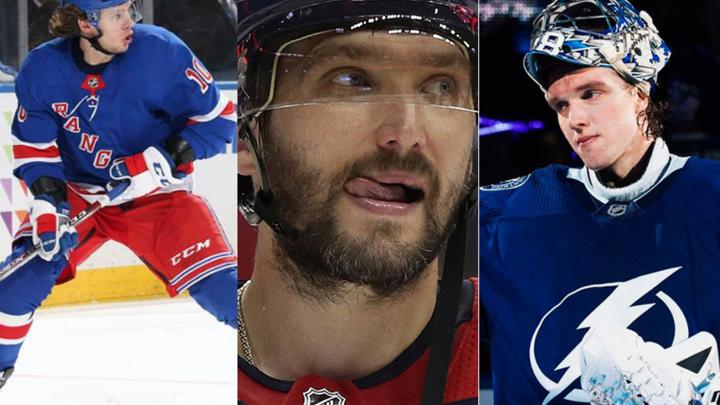 Три россиянина вошли в Топ-10 самых высокооплачиваемых хоккеистов НХЛ