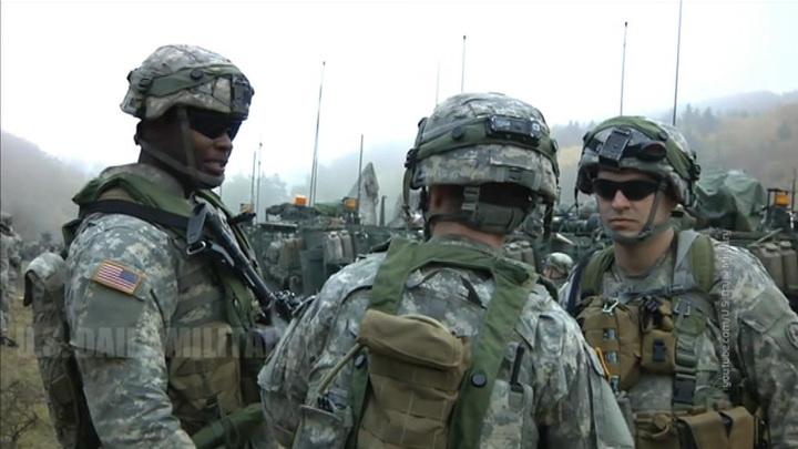 Американские военные спешно и скрытно покинули кандагарскую базу