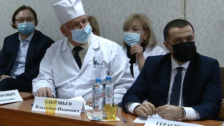 Онкологи со всей России встретились в Смоленске