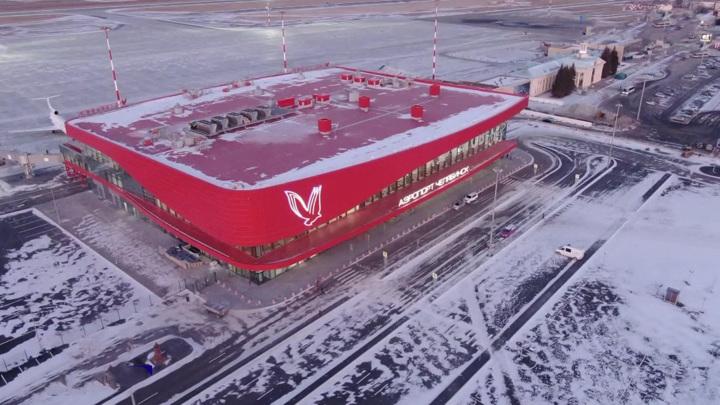Интерактивный музей в аэропорту: в Челябинске открыт новый терминал