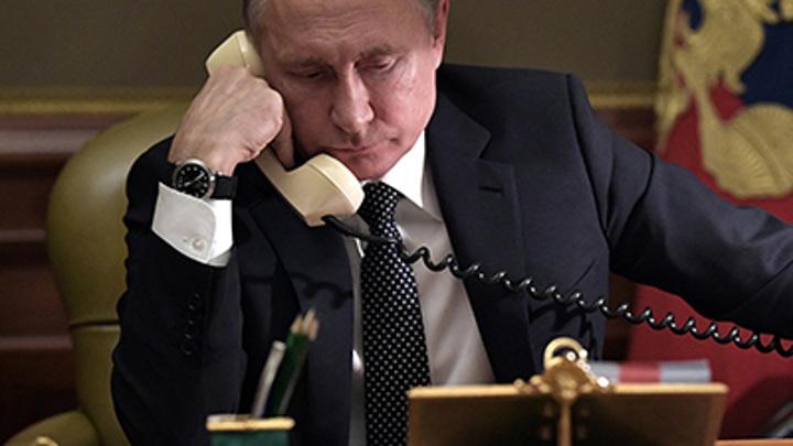 "Путин и Эрдоган обсудили поставки ""Спутник V"""