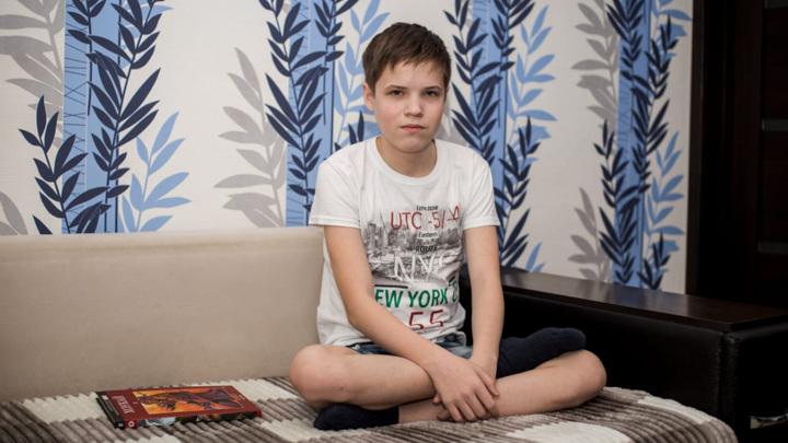 Нужна помощь: Даниила Спатлова спасут лекарства и лечебное питание