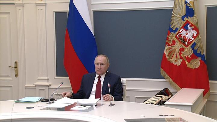 Путин о России и Европе: любовь должна быть взаимной