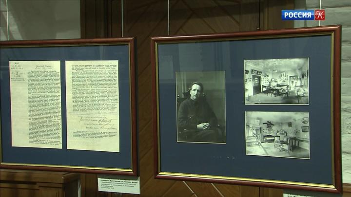 В Доме Российского исторического общества открылась новая выставка