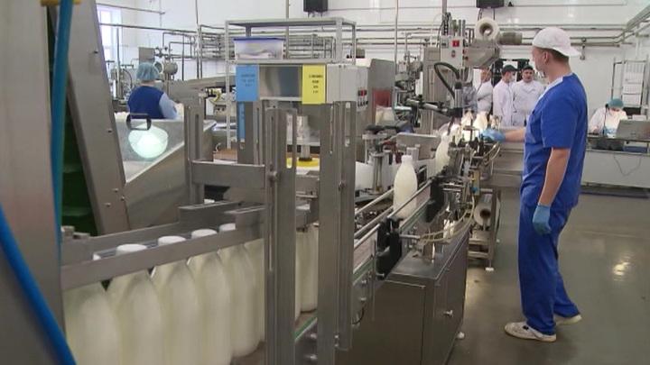 Производство молочной продукции: итоги 2020 года