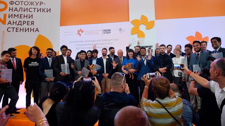 В жюри конкурса Андрея Стенина вошли лидеры мировой фотоиндустрии