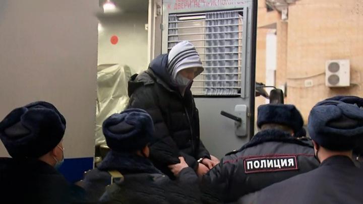 Уроженца Чечни, подравшегося с росгвардейцами, арестовали