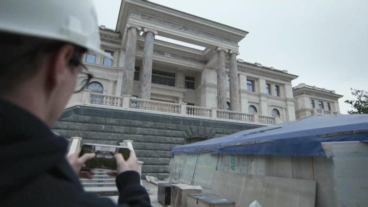 """Скандальный фильм про """"дворец Путина"""": кто такой Колесников"""