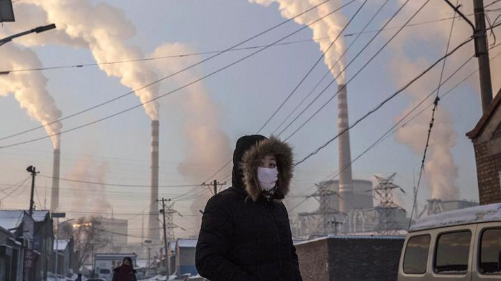 В Новосибирске повысился уровень загрязнения воздуха
