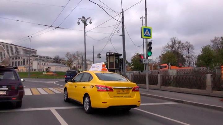 """Заработок водителей """"Яндекс.Такси"""" вырос в 2020 году"""