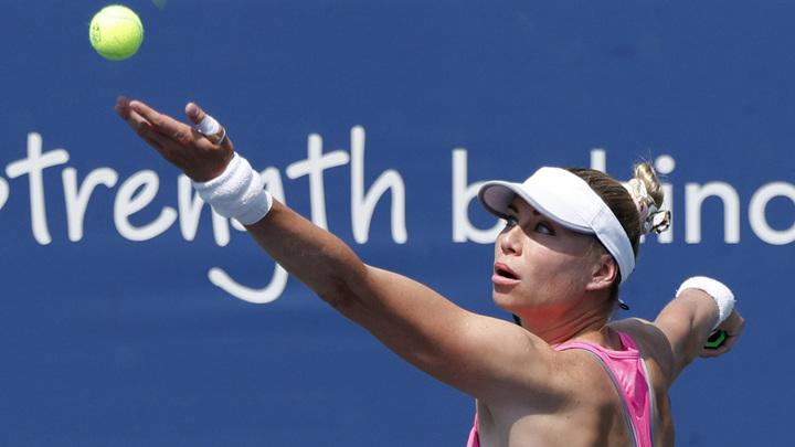 Звонарева вернулась в топ-100 теннисного рейтинга