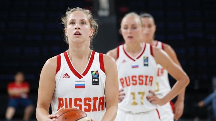 Российские баскетболистки не смогли выйти в полуфинал чемпионата Европы