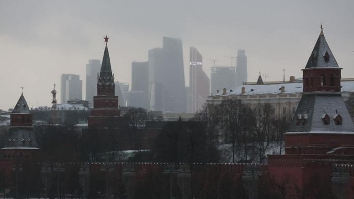 Зима в Москве была аномально теплой, а весна начинается с холода