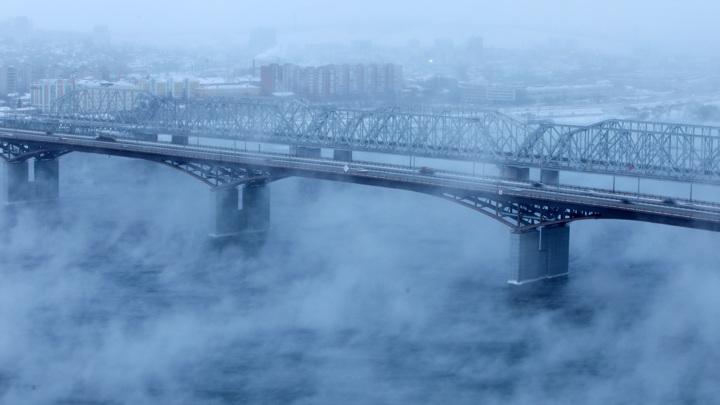 Прокуратура проверит сообщения о загрязнении Енисея