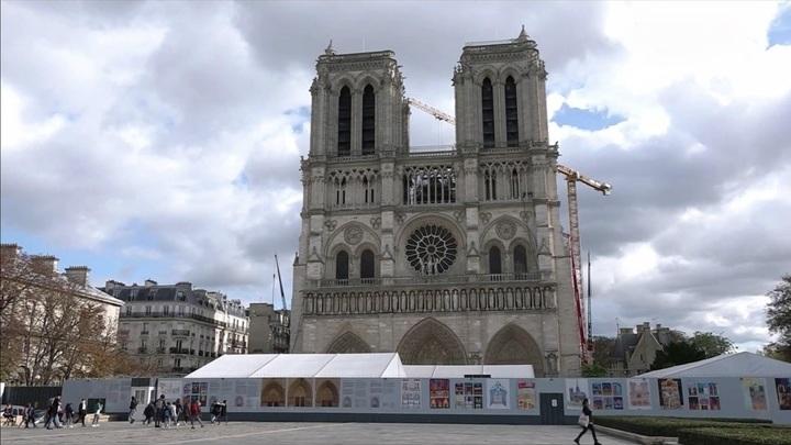 Время собирать камни: во Франции ищут материалы для реставрации Собора Парижской Богоматери