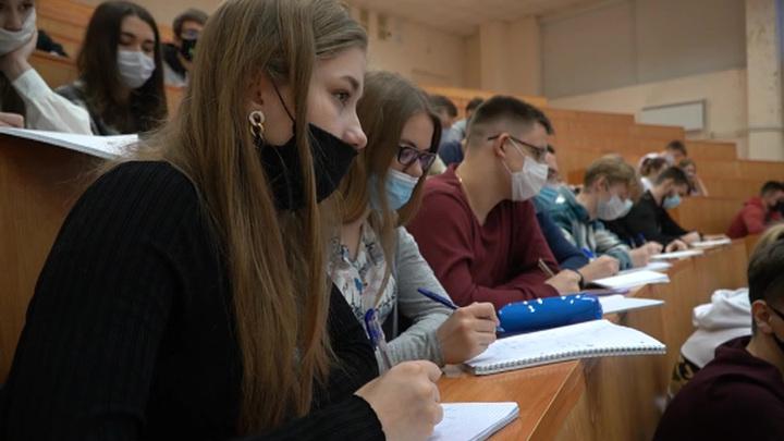 После нерабочих дней у студентов проверят знания