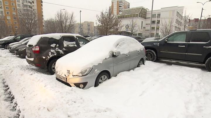 Ночь на 23 февраля в Москве стала самой морозной с начала зимы