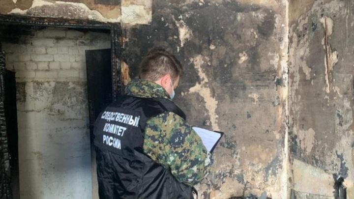 Три человека погибли при пожаре в десятиэтажном жилом доме Ставрополя