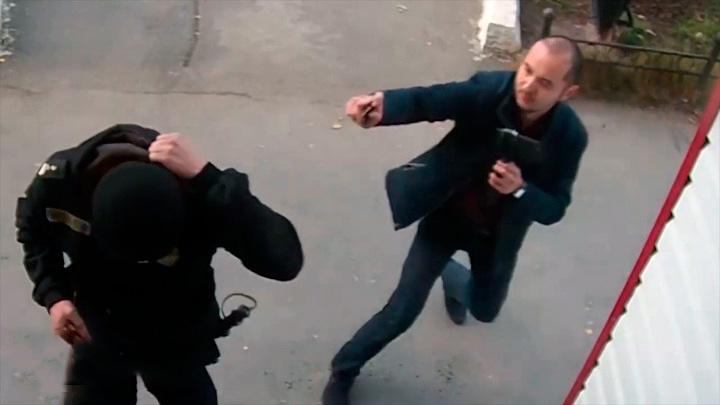 В Башкирии суд оставил в силе приговор наркоторговцу, напавшему на приставов