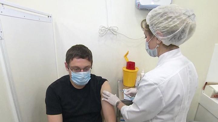 Не во всех регионах России приступили к вакцинации от COVID-19