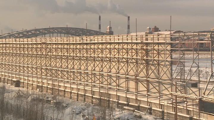 Судьбу Охтинского мыса решают в Санкт-Петербурге