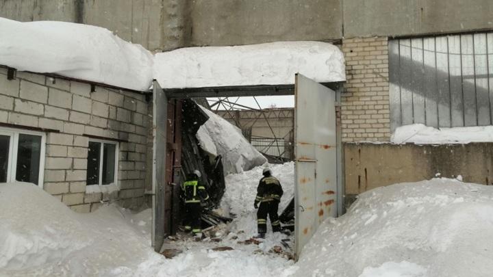 В Калужской области продолжается разбор завалов, один из пострадавших погиб