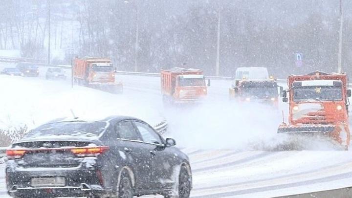 Транзит тяжелых грузовиков перенаправят из Москвы на ЦКАД 20–22 февраля