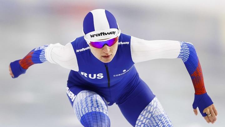 Конькобежка Голубева взяла бронзу чемпионата мира