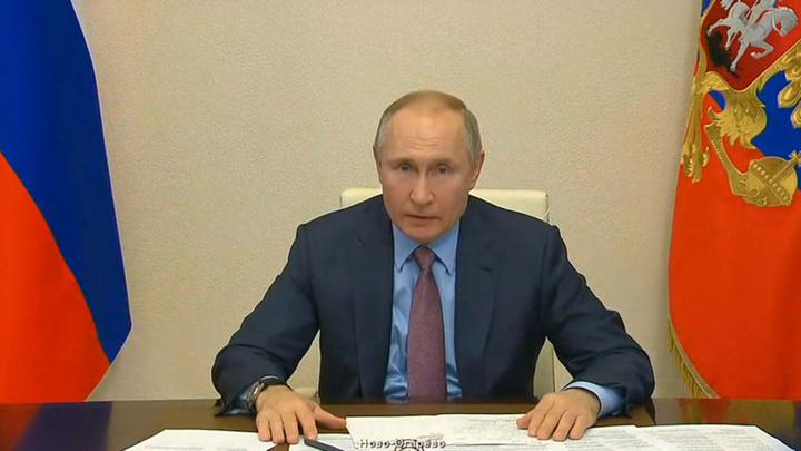Президент рассказал, как менялось отношение Запада к оборонной мощи России