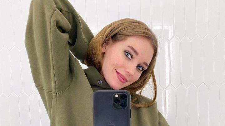 Кристина Асмус вернулась к образу блондинки