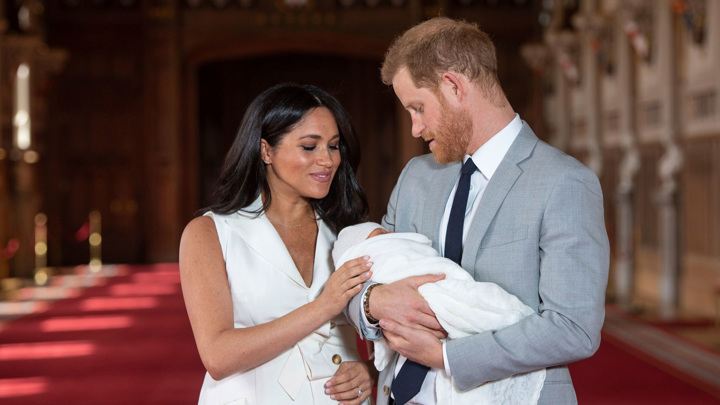 Гарри и Меган ждут второго ребенка
