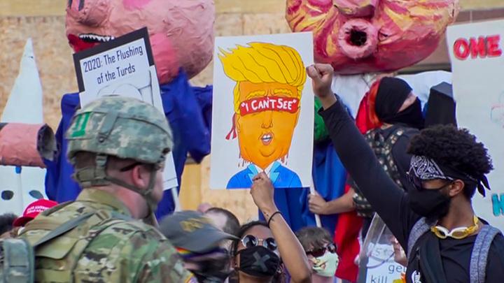 Трамп не намерен складывать оружие