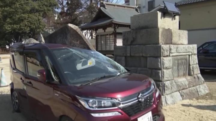 Работа шести японских ТЭС частично приостановлена из-за землетрясения