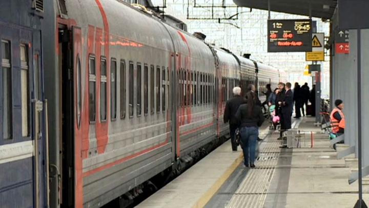 Продажи билетов на поезда до Сочи возросли в два раза