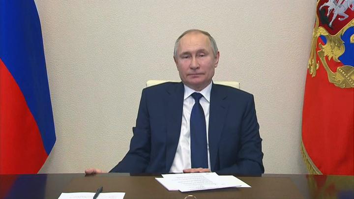 Путин: рост безработицы в РФ есть, но ситуация исправляется