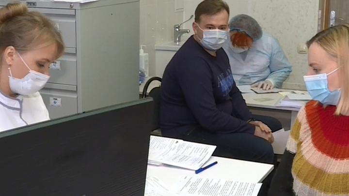 Преподаватели рязанских вузов вакцинируются от ковида