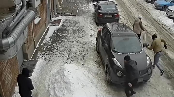 Отбивался ножом: в Минске задержали вора в законе Сашу Кушнера